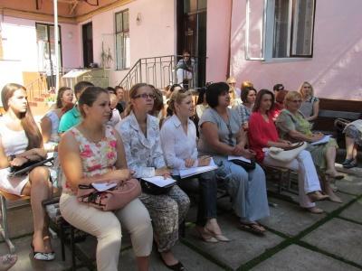 В Чернівцях відбувся тренінг по лікуванню розладів особистості