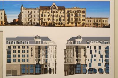 Що буде на місці «Берізки» в Чернівцях: обрали три проекти (ФОТО)