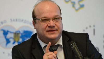 Чалий визнав, що  ЄС тиснув на Україну задля одностороннього виконання мінських угод