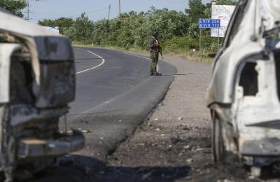 """Заява """"ПС"""": Під час перестрілки в Мукачевому загинуло 2 бійців """"Правого сектору"""""""