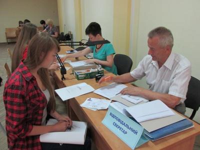 За три дні вступної кампанії в Буковинському медуніверситеті – понад 1800 заяв