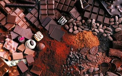 Шоколад - продукт щастя