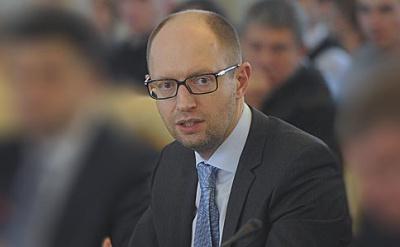 Події у Мукачевому сталися через корумповану міліцію, а не через ПС, - Яценюк