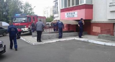 У Львові сталися вибухи біля дільничних пуктів міліції. Двоє поранених