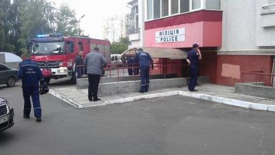 Співробітниці міліції, яка постраждала під час вибухів у Львові, ампутували ногу