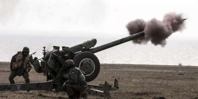 Штаб АТО: Бойовики збільшують кількість обстрілів