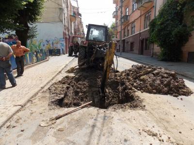 Після чотирьох днів ремонту подали воду в районі ОДА