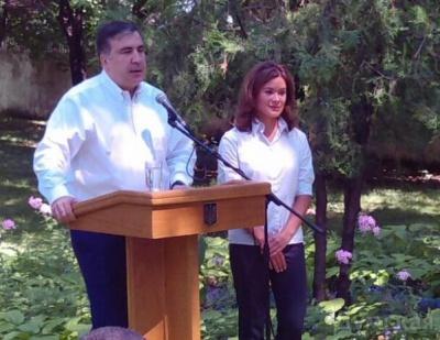 Саакашвілі хоче призначити правнучку Аркадія Гайдара своїм заступником
