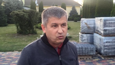 Нардепа Ланьо не випустили з України