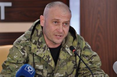 """Ярош пропонує, дати можливість бійцям """"кров'ю змити"""" вину за Мукачеве"""
