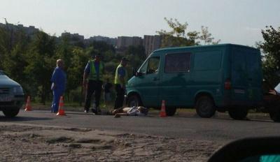 Жахлива аварія в Чернівцях: водій збив насмерть людину