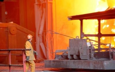 Держстат: З початку року промвиробництво скоротилося на 20,5%