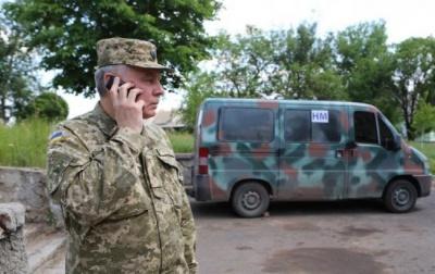 У разі продовженя обстрілу Авдіївки, ЗСУ будуть змушені повернути відведену техніку