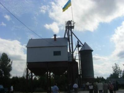 На Буковині відкрили зерносушильний комплекс за півтора мільйона