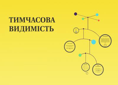 """У Чернівцях стартували мистецькі акції проекту """"Тимчасова видимість"""""""