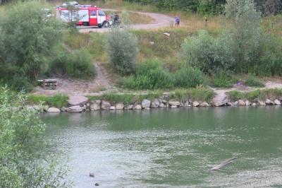 На Буковині у Пруті потонув 17-річний юнак (ФОТО)