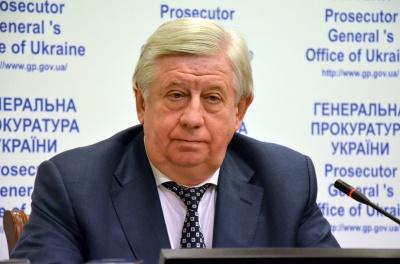 ГПУ: Проводиться операція по затриманню високопосадовців Міносвіти