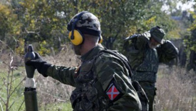 За минулу добу бойовики здійснили близько 80 мінометних обстрілів