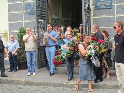 Чернівці прощаються з Віктором Макогоном (ФОТО)