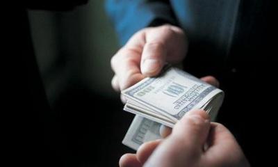 СБУ затримала офіцера, який вимагав хабар у призовника