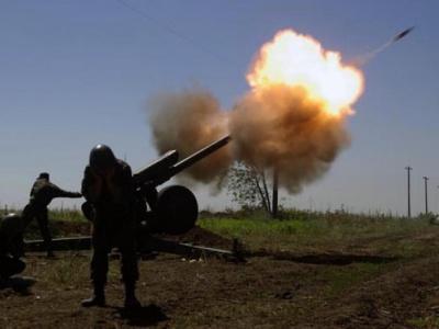 Бойовики накрили мінометним та артилерійським вогнем Старогнатівку
