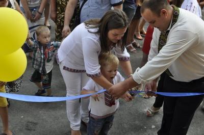 У Чернівцях здали новий житловий будинок на 140 квартир (ФОТО)
