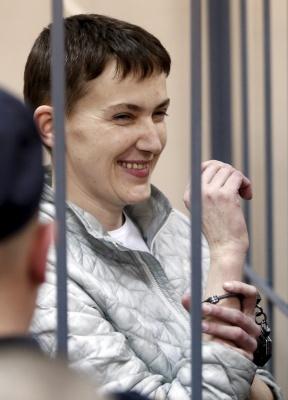 Стало відомо, куди доправлять Надію Савченко