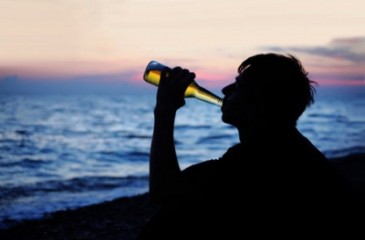 У Чернівцях пиячать і в 32-градусну спеку
