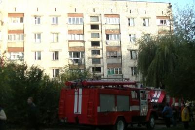 Через паління згоріла квартира чернівчанина