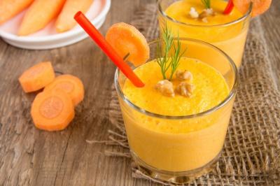 Морковный сок признали вредным для здоровья