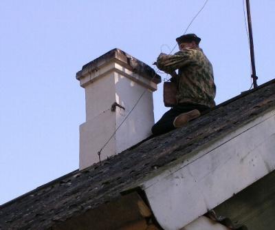 У Чернівцях раз у два місяці обстежуватимуть димарі будинків