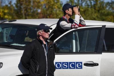 """Бойовики """"ДНР"""" не допустили місію ОБСЄ до """"відведеної"""" зброї"""