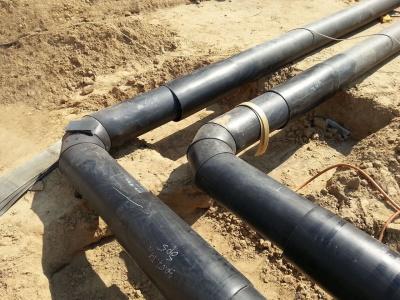У Чернівцях до Садгори добудовують центральний водопровід