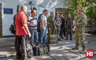 Центральні області відправляють людей на фронт замість Буковини, Харківщини і Закарпаття, - ЗМІ