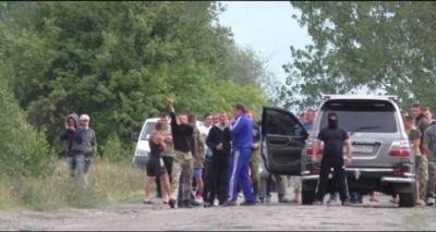 На Рівненщині сталися сутички між копачами бурштину та міліцією