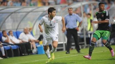 """""""Зоря"""" здобула першу перемогу у відбірковому раунді Ліги Європи"""