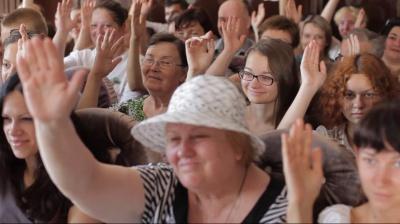 Фотограф довів, що новини про Асамблею румунів Буковини - фальшивка