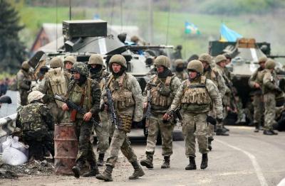 Генштаб: Передня лінія зіткнення зайнята виключно підрозділами ЗСУ