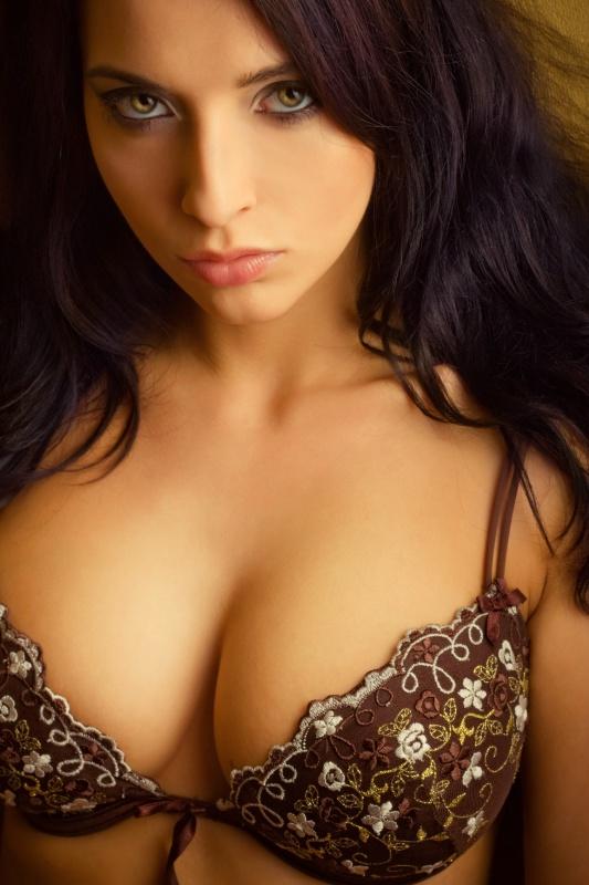 Секс видео русской с шикарной грудью очень