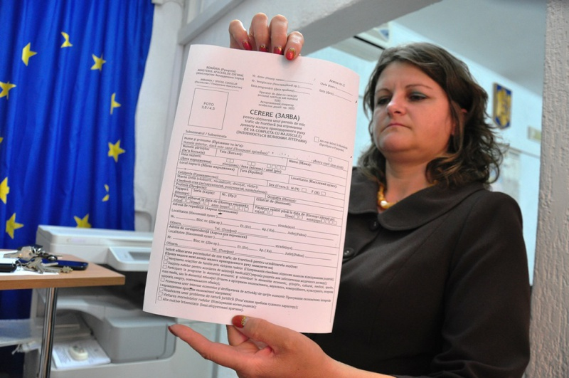 Секс в консульстве румынии