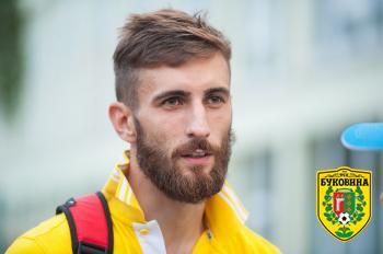 """У """"Буковини"""" є дуже великий потенціал, - воротар Мусієнко"""