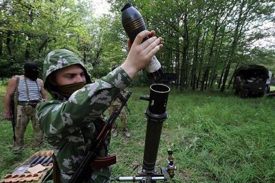 Позиції ЗСУ обстрілюють інтенсивніше - прес-центр АТО
