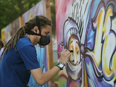 У Чернівцях визначать кращі ескізи графіті