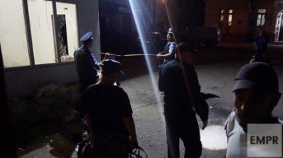 """В Одесі невідомі закинули вибуховий пристрій до штабу """"Самооборони"""""""