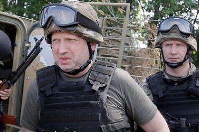 Турчинов: За минувшие сутки погибли трое украинских военных
