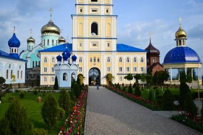 У Банченському монастирі на Буковині горів келійний дім