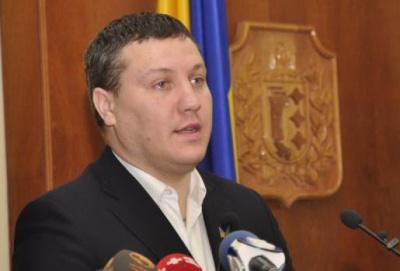 Каспрук ветировал бесплатное выделение земли депутату облсовета Горуку