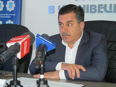 Нардеп язиком молотить, як помелом, - керівник міліції Буковини про заяву Купрія