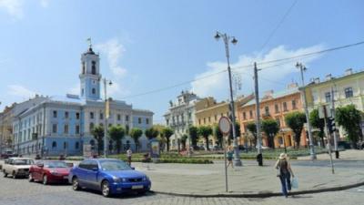 Чернівчан закликають долучатись до розробки концепції дорожнього руху в центрі міста