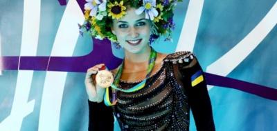 """Українка виборола """"золото"""" та """"срібло""""на Кубку світу з художньої гімнастики"""